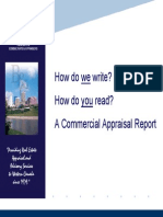 Commercial Appraisal Overview