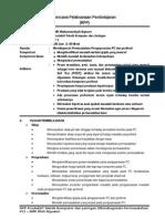 Rpp Mendiagnosis Permasalahan Pc
