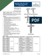 Electrical control valves Emerson