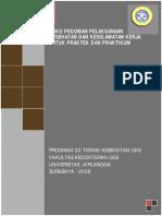 BUKU PEDOMAN K3