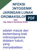 Infeksi Odontogenik Jar Lunak