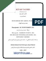 Kitab Tauhid Muhammad at Tamimi