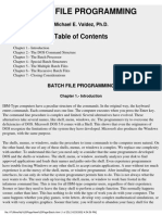 File pdf book batch programming