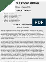 File pdf book batch programming