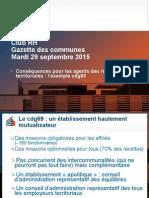 Presentation Olivier Ducrocq Cdg69