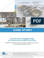 BIM Structural Services for a Reputed Construction Company