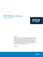 Docu33617 White Paper VNX Home Directory a Detailed Review