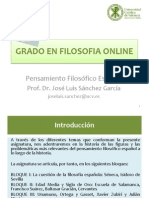 Introducción. La Cuestión Filosófica Española Con Logo