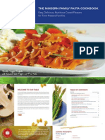 Barilla Modern Family Cookbook Web