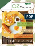 brandnooz NOOZ Magazin Ausgabe 09/2015