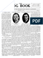 DMSCO Log Book Vol.11 2/1934-1/1935