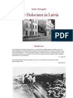 Ezergailis - The Holocaust in Latvia - Introduction