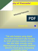 Arkeologi Pancasila