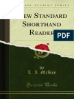 Pitman Shorthand Book