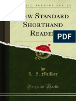 Pitman Shorthand Book