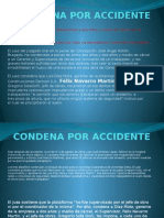 Condena Por Accidente