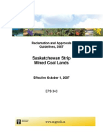 Reclamation and Approvals Guidelines 2007