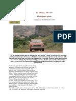 Fiat 128 Europa - CORSA