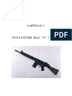 Manual Cetme Mod C 7,62x51 mm (Ejército de Tierra)