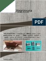 Xilogravura