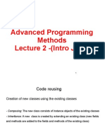 Lecture2 Intro Java Part2