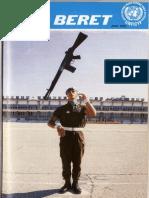 The Blue Beret June 1986