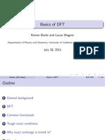 Burke-DFT