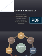 Elements of Image Interpretation