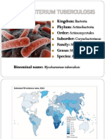Infectious Diseases - TB