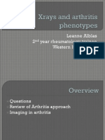 Xryas and Arthritis Phenotypes