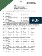 AFCAT Question Paper Series B