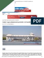 11 Septembrie 2015 Galaţi_ Legea Administrării Porturilor Va Fi Modificată! _ PresaGalatiBraila