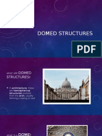Domed Structures