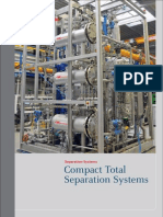 Compact Total Separation Systems