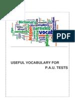 Vocabulary.pau