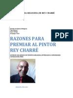 -RAZONES PARA PREMIAR A REY CHARRÉ