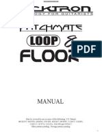 Rocktron Patchmate Loop Floor
