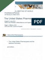 US Pharmacopoeia