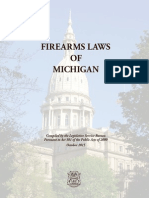 Firearms Laws of Michigan