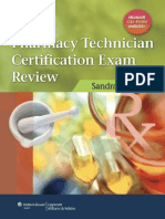LWW_s Pharmacy Technician Certification Exam Review -Lippincott Williams _ Wilkins (2010)