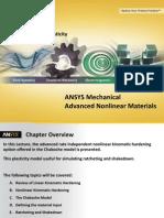 Mech Nonlin Mats 14.5 L01 Adv Plasticity