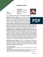 Mauro Zambon Curriculum Vitae 2015