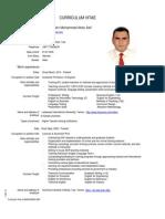 Dr. Nagm Addin Saif C.V