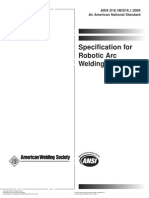 AWS D16.1MD16.1_2004 Specification for Robotic Arc Weldinf Safety