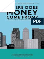 Where Does Money Come From full book by Positive Money