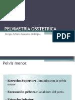 PELVIMETRIA OBTETRICIA