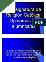 Religion Alumnos