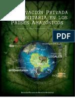 Conservación Privada y Comunitaria en Los Países