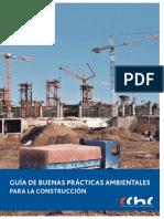 Manual Guia de Buenas Practicas Ambientales Para La Construccion CChC