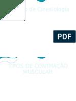 Fisiologia da contraçao muscular